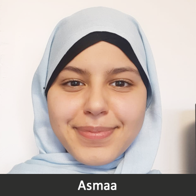 Asmaa developpeuse web